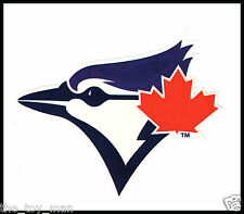 TORONTO BLUE JAYS BASEBALL MLB LICENSED INDOOR DECAL STICKER TEAM LOGO