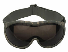Tactical Desert Goggles - ACU Digital Desertec - Field Gear / Snow Sports