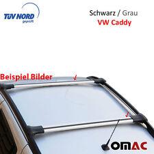 Alu Dachträger Gepäckträger Grau VW Caddy ab Bj.2003  mit TÜV / ABE (ELG)