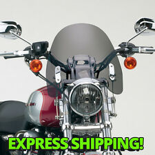 Harley Fat Boy / Lo FLSTF FLSTFB Switchblade Windshield Deflector TINTED + MOUNT