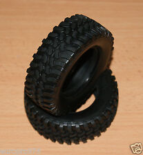Tamiya 58204 Blazing Star/Toyota FJ Cruiser, 9805561/19805561 Tyres/Tires 2 Pcs.