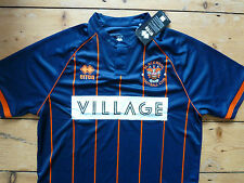 Blackpool FC Football Shirt size:m adult  away Soccer Jersey BNWT S/S 2015/16