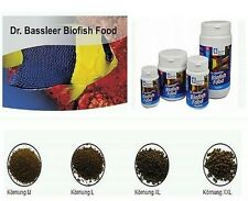 Dr. Bassleer Biofish Food regular XXL  170 g