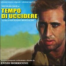 Ennio Morricone: Tempo Di Uccidere (CD New/Sealed)