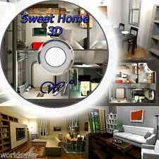 3D Kitchen Designer home design software 2D/3D PC DVD-ROM NEW