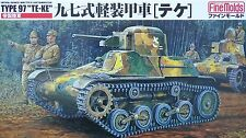 FINE MOLDS® FM10 Imperial Japanese Army Type 97 Light Armored Car TE-KE in 1:35