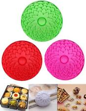 9inch Big Sunflowe Cake Bread Mold Pizza Baking Tray Silicone Cake Pan Mould