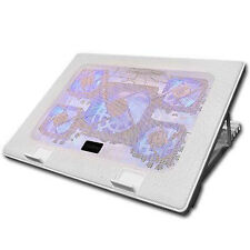 "Laptop Cooler Fan Silent USB Powered Cool Fans 10 to 17"" Laptops Computers"