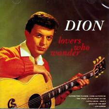 DION - LOVERS WHO WONDER (NEW SEALED CD)
