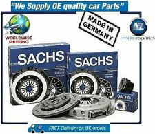 FOR VAUXHALL CARLTON 2.2 TD 2.3D 2.3TD 1986-1994 3 PIECE SACHS CLUTCH KIT