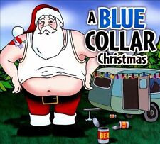 A Blue Collar Christmas - Slidawg & Redneck Ramblers (CD, Digipak) Trailor Top