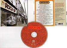 ROCK ON (CD) Vince Taylor,Dr Feelgood,Flamin' Groovies... 2008