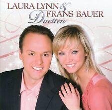 Laura Lynn & Frans Bauer : Duetten (CD)