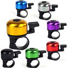MINI BIKE BICYCLE CYCLING MOUNTAIN BMX MTB HANDLE BAR METAL BELL RING PING 2.2cm