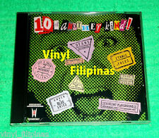 PHILIPPINES:10 Of Another Kind CD,Ethnic Faces,Deans December,Violent Playground
