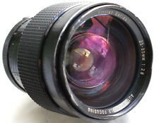 VIVITAR  ZOOM 35-85mm f2.8  for MINOLTA MD &  mirrorless JAPAN