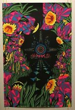 Vintage Blacklight Poster One Sweet Dream Third Eye Psychedelic Pinup Headshop