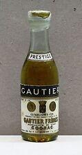 Gautier Frères - acquavite di vino cognac - gradi 40 cc 30 [Mignonettes Mignon]