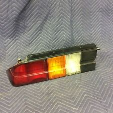82 - 92  Chevrolet Camaro  Tail light LEFT DRIVERS Side OEM 1982 TO 1992 CLEAN
