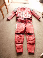 """TWO-PIECE MENS MOTORCYCLE LEATHERS """"GRAND PRIX"""""""