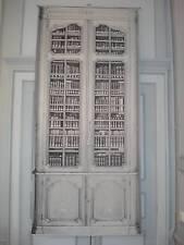 toile décorative trompe l'oeil la bibliothèque  déco  Mathilde M