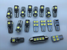 Porsche Cayenne 958 P2A S Turbo FULL LED Interior Lights 18 pcs SMD Bulbs White
