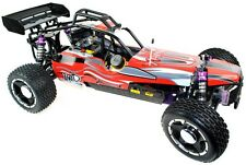 Aowei 1/5th escala 26cc RC Buggy 2.4Ghz Pro Yama Gasolina RC Coche-Super Rápido