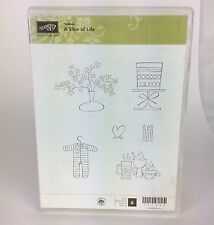 Stampin Up Hostess A Slice Of Life Stamp Set Of 6 Inspire Creat Share 121952