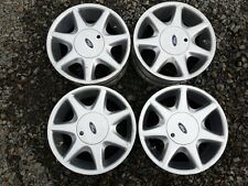 "15"" FORD RS7 softline SPOKE alloys 4x108 courier FIESTA focus ESCORT fusion PUMA"