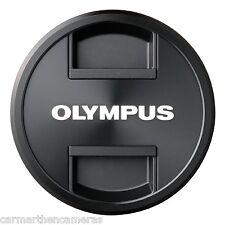 Olympus lc-62d metal front lens cap pour M. Zuiko 12-40mm f / 2.8 lentille Pro (noir)