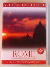 2DVD CITES DE DIEU - ROME / MOSCOU