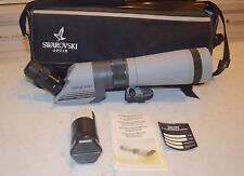 swarovski Habicht AT 80 Spotting Scope with 20x - 60x Zoom Eyepiece With Case