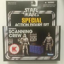 Star Wars Vintage Collection Death Star Scanning Crew V2 Figure Set
