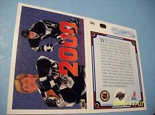 1990-91 Upperdeck Gretzky,s 2000th Point # 545