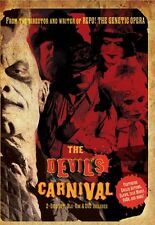Devil's Carnival (2pc) Blu-ray