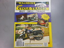 January 1992 Walnecks Classic Cycle Trader Magazine