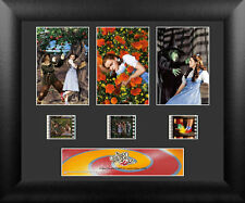 Film Cell Genuine 35mm Framed Matted Wizard of Oz Limited Edition Montage 5029