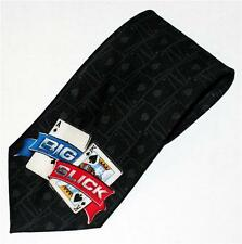TEXAS HOLD EM POKER Ace King High Big Slick Men's DRESS CASUAL NECKTIE TIE New