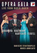 JONAS KAUFMANN - OPERA GALA - LIVE FROM BADEN-BADEN (Jonas Kaufmann)   DVD NEU
