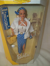 1998 Summer In Rome Barbie # 19431 City Seasons Collection