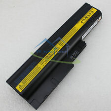 6 Cell Laptop Battery for Lenovo IBM Thinkpad T60 T61 R60 40Y6797 40Y6799