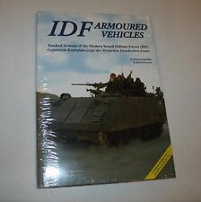 IDF Armoured Vehicles Tracked Armour of the Modern Israeli Army Tankograd Sealed
