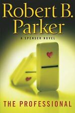 Spencer:  The Professional by Robert Parker (2009, Hardcover)