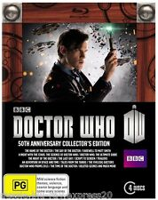Doctor Who: 50th Anniversary Collector's Edition