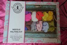 Kirstie Allsopp Needle Felting Kit.