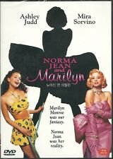 NORMA JEAN AND MARILYN  NEW  DVD