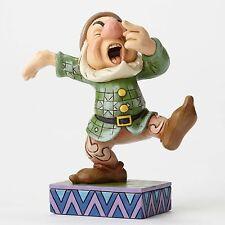 Disney*SNEEZY SWAY*Jim Shore Figurine*NEW*NIB*Snow White & 7 Dwarfs*H3*4049630