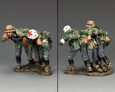 "KING AND COUNTRY WWII German ""Out of Danger!"" WH003 WH03"