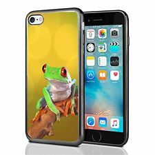 Colorful Tree Frog For Iphone 7 Case Cover By Atomic Market