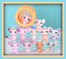 ❤️BIG Littlest Pet Shop LPS 11 RATS Baby Mouse 1370 1560 1830 1863 2165 + LOT❤️